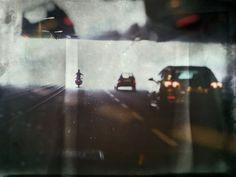 'Driving into the light' von Gabi Hampe bei artflakes.com als Poster oder Kunstdruck $18.02