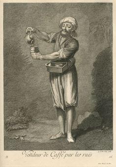kahve satıcısı seyyar