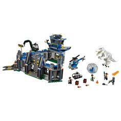 "LEGO Jurassic World Indominus Rex Breakout (75919) - LEGO - Toys ""R"" Us"