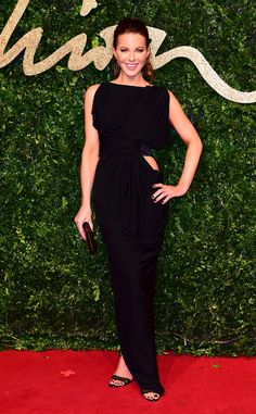 Kate Beckinsale from 2015 British Fashion Awards Red Carpet Arrivals | E! Online