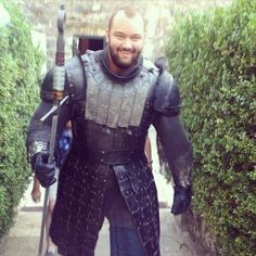 First Look At 'Game Of Thrones' Character, The Mountain
