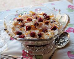 Whim Wham – A Scottish Regency Trifle
