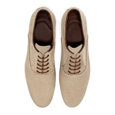 SLIM OXFORD SHOE - Shoes - Man - ZARA United States. #MensWear #Fashion