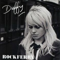Duffy.  Love her album Rockferry!  So mellow and retro sounding.