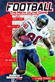 Football: The Math of the Game (Sports Math) by Shane Frederick, http://smile.amazon.com/dp/1429673192/ref=cm_sw_r_pi_dp_JJSDvb1F8QCAB