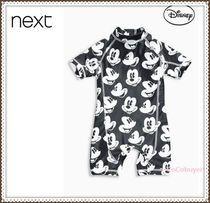 NEXT▼ミッキーマウス♪ サーフスーツ水着▼3ヶ月~1才6ヶ月
