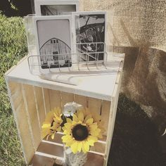 Burlap sunflowers wooden crates and black and white photos. Another detail image from our art fair set up. Missed the last one? Come visit me this Saturday in Jacksonport Wi for Cherry Fest! . . . . . #burlap #sunflowers #bwphotography #bwphoto #barn #countrystyle #countryartist #countryliving #woodencraft #countrydecor #alexisarnoldphotography #wisconsinphotographer #wisconsin #artforsale #artwork #artist #etsyseller #etsysellersofinstagram #etsygifts #etsyphotography