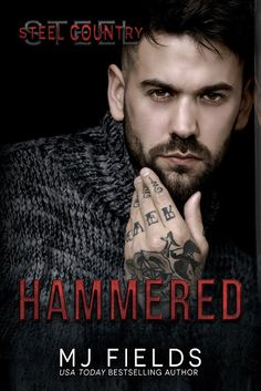 Warrior Woman Winmill: Hammered (Steel Country #1) by M.J.Fields. Contemporary Romance Release Tour & Giveaway