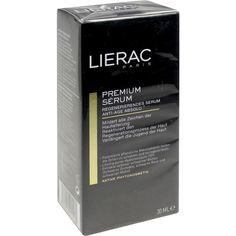 LIERAC Premium Serum Konzentrat:   Packungsinhalt: 30 ml Konzentrat PZN: 07502093 Hersteller: Ales Groupe Cosmetic Deutschland GmbH…