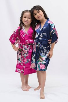 Flower Girl! SPA Party Robes for girls 11c224649
