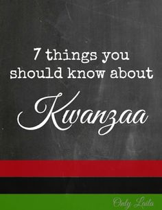"""Kwanzaa has been celebrated for almost 50 years. 2013 marks the 47th year of Kwanzaa. Dr. Maulana Karenga created Kwanzaa in 1966. Dr. Karenga selected the name Kwanzaa as a derivative of the phrase """"matunda y kwanzaa"""" which means """"first fruits"""" in Swahili. Kwanzaa is not a a religious celebration.While the seven day celebration starts the day after Christmas, it should not be confused as a religious celebration. cont."""