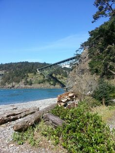 Deception Pass, Whidbey Island, WA