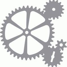 Silhouette Design Store - Search Designs : gears