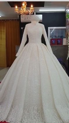 Muslimah Wedding Dress, Muslim Wedding Dresses, Princess Wedding Dresses, Dream Wedding Dresses, Bridal Dresses, Wedding Gowns, Prom Dresses, Hijab Dress, Ball Gowns