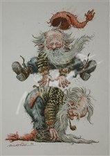 Hoppe bukk  (Leapfrog) - Kjell Midthun