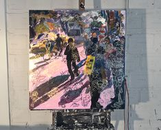 Tom Christopher, I'll Stand Out Here All Day 'Cause I Know I'm Not Alone on ArtStack #tom-christopher #art