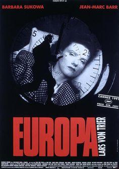Lars von Trier - EUROPA / ZENTROPA (1991)