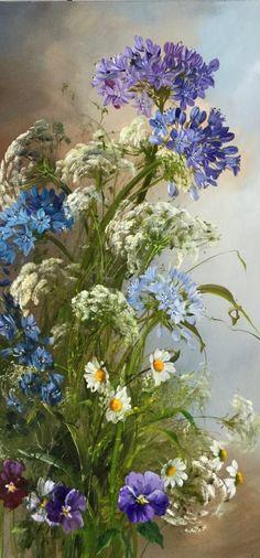 Avec l'accord de l'artiste COUP DE COEUR POUR LES BELLES PEINTURES DE SYLVIE FORTIN Diplomé des Arts décoratifs Sylvie Fortin est peintre à ...