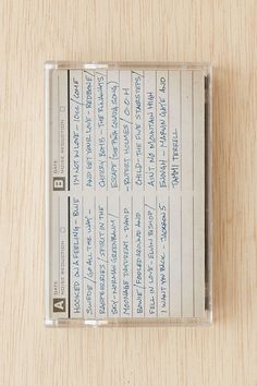 Various Artists - Guardians Of The Galaxy Awesome Mix Vol. 1 Cassette Tape - Urban Outfitters