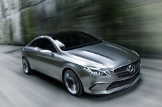 The impressive Concept Style Coupé: Heralding a future addition to the Mercedes-Benz model portfolio