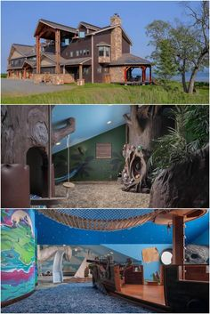 Take a Look inside Alaska's Most Expensive Home