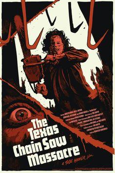 Texas Chainsaw Massacre - Francesco Francavilla ----