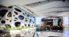 El objetivo con este proyecto es el de sumarse a la nueva tendencia en Aeropuertos de diseño vanguardista y verde en el mundo, siendo la 1a en su clase en México.