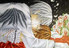 zero e yuki kiss