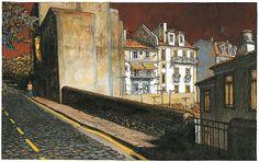 Nicolas de Crecy - Lisbonne