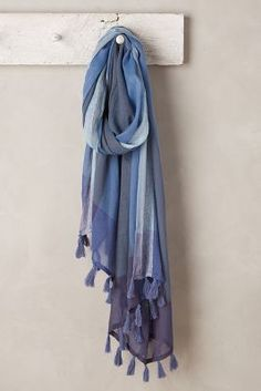 Anthropologie South Pacific Scarf #anthrofave