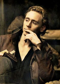 Tom Hiddleston as Prince Hal in Henry IV