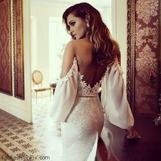 "Julie Vino ""Provence"" 2015 Bridal collection 