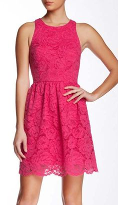 Jaylen Lace Dress
