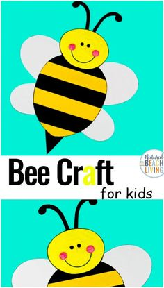 25 Bug and Insect Crafts for Kids See our latest activities and ideas first! Close Top Bannereducating children with hands on Bug and Insect Crafts for KidsThese Bee Crafts For Kids, Fun Crafts To Do, Craft Projects For Kids, Toddler Crafts, Art For Kids, Toddler Art, Insect Crafts, Bug Crafts, Preschool Crafts