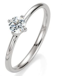 verlobungsring echter diamant