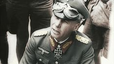 afrika korps | Erwin Rommel, pin by Paolo Marzioli                                                                                                                                                                                 Más