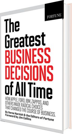 The Greatest Business Decisions of All Time - enlightening, they though definitely skim over some the negative aspects of the business decisions they highlight.