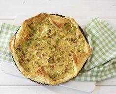 Mit Blätterteig als Boden ist Quiche so simpel – die Arbeit hat der Ofen!