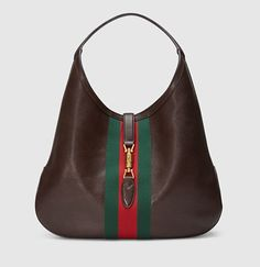 Gucci - sac à épaule jackie soft en cuir 362968CWG1T2059