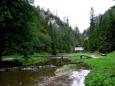 Slovakia, Kvačianska Valley