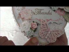 ♥Shabby Chic Altered Box♥