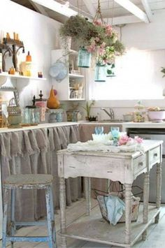 Cucina  shabby  chic / Kitchen