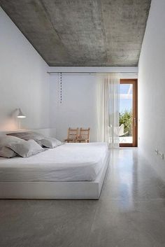 concrete ceilings