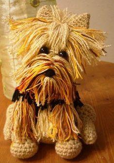 Receita Original: Crochet Parfait