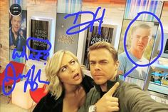Derek & Julianne Hough