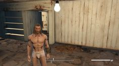 Character looks weird all of a sudden. Don't know how to fix #Fallout4 #gaming #Fallout #Bethesda #games #PS4share #PS4 #FO4