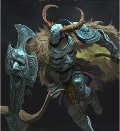 Fur Full Metal Warrior