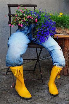 Blumen-Deko von Homa