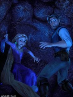 stuck in the cave with the water leaking through Rapunzel And Eugene, Tangled Rapunzel, Disney Tangled, Disney Magic, Rapunzel Movie, Princess Rapunzel, Disney Princess, Disney Songs, Disney Films