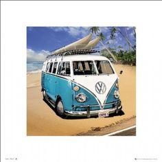 VW: Camper Van